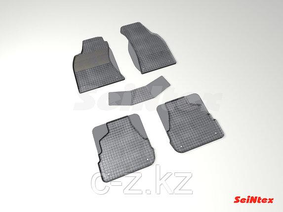 Резиновые коврики Сетка для Audi A6 (C5) 1997-2004, фото 2