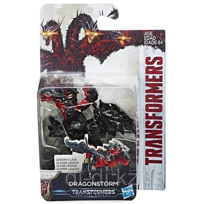 Hasbro Transformers Трансформеры 5: DragonStorm и Autobot Hound