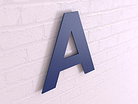 Псевдообъёмные буквы, фото 1