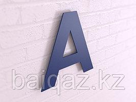 Псевдообъёмные буквы