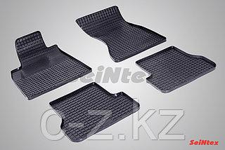Резиновые коврики Сетка для Audi A6 (C7) 2011-2018