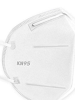 Респиратор KN95 без клапана