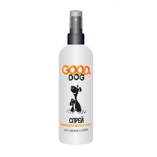 Спрей Good Dog ликвидатор меток и запаха