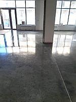 Полированные бетонные и мозаичные полы