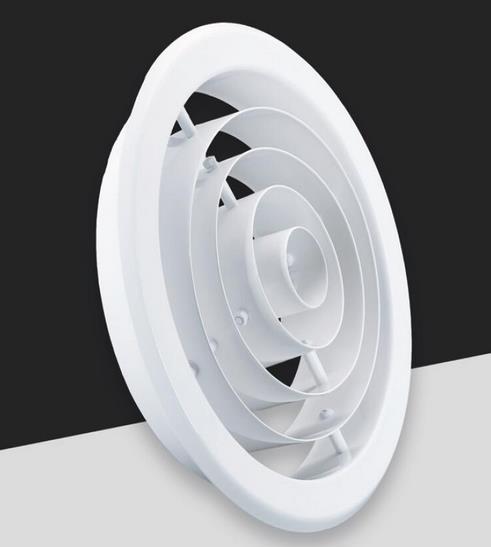 Диффузор кольцевой D300мм (FK004)