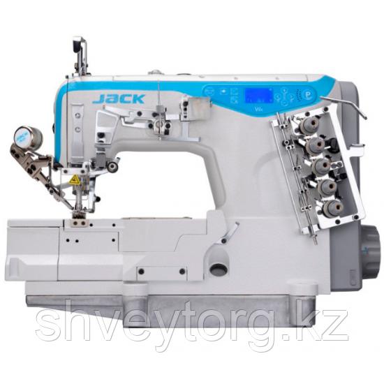 Плоскошовная швейная машина  JACK JK-W4 UT-D-002GB*356