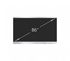 """Интерактивная LED панель 86"""" IQTouch LE800 <20 касаний, 3840*2160, 4K UHD, Android 8.0"""