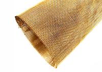 Сетка латунная тканая 0,5х1,6 мм Л63 (Л63А; CuZn37) ГОСТ 6613-86