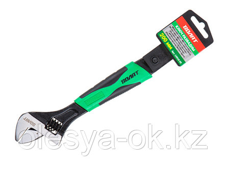 Ключ разводной 150 мм ВОЛАТ (раскрытие губок 20 мм), фото 2