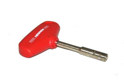 Ключ для зажима лобзиковых полотен, для станков Hegner Multicut