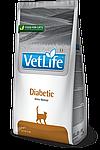 Vet Life Diabetic, при сахарном диабете, уп.2 кг.