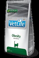 Vet Life Obesity, для снижения излишнего веса, уп.2 кг.
