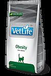 Vet Life Obesity, для снижения излишнего веса, уп.5 кг.