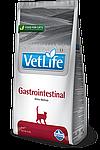 Vet Life Gastrointestinal, при заболеваниях ЖКТ, уп.2 кг.