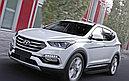 "Пороги ""Premium-Black"" Hyundai  Santa Fe (2012-2018), Santa Fe Premium (2015-2016), фото 3"