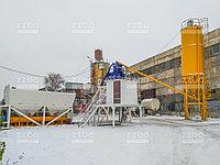 Запуск Бетонного Завода СКИП-60