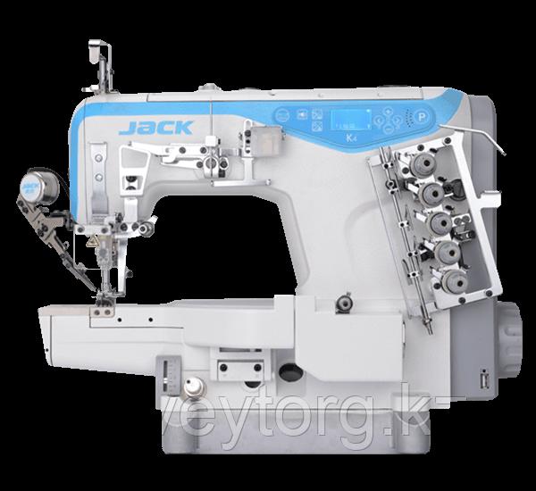 Плоскошовная промышленная машина  JACK JK-K4UT-35AC
