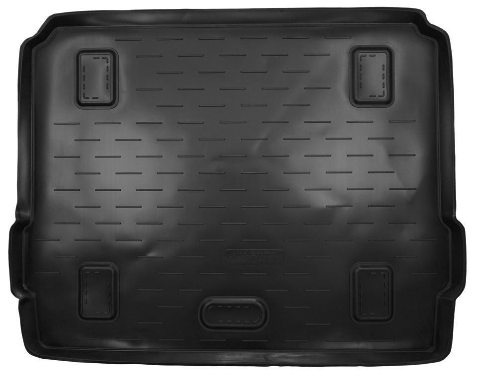 Коврик в багажник Lada Xray (2016-2021) верхний, на фальшпол