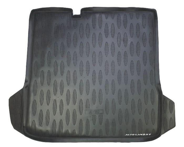 Коврик в багажник Chevrolet Aveo (2011-2021) седан