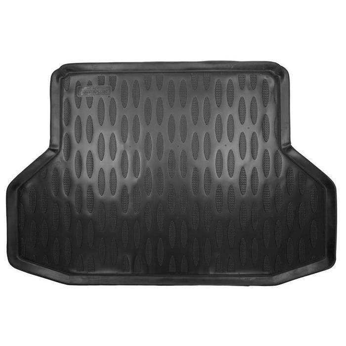Коврик в багажник Daewoo Gentra (2013-2021)/Ravon Gentra (2013-2021)