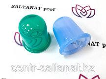 Массажные силиконовые вакуумные банки антицеллюлитные для тела 1 шт