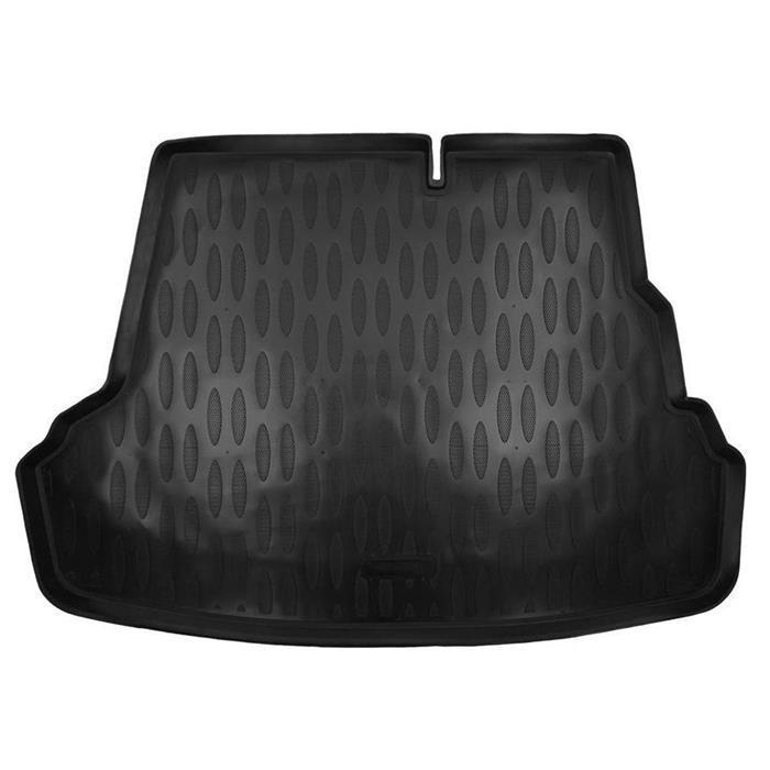 Коврик в багажник Hyundai Accent/Solaris (2010-2016) седан, компл Comfort