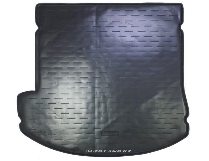 Коврик в багажник Hyundai Grand Santa Fe (2013-2018) High-Tech, 7 мест, длинный