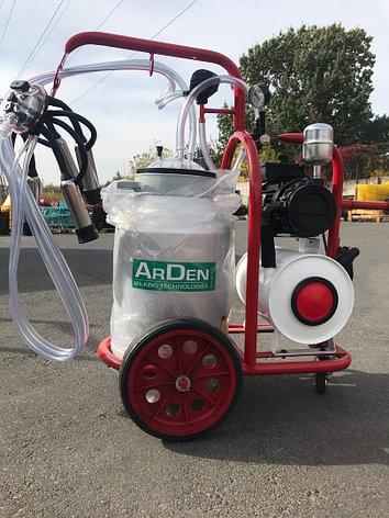Доильный аппарат Турция Arden, сухого типа (на одну корову), фото 2