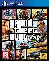 Игра для PS4 GTA 5 (Grand Theft Auto V), фото 1