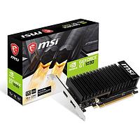 Видеокарта MSI GeForce GT 1030 2Gb DDR4 64bit HDMI DP, фото 1