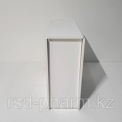 Стол-книжка (белый текстурный), фото 2