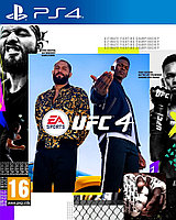 UFC 4 PS4, фото 1