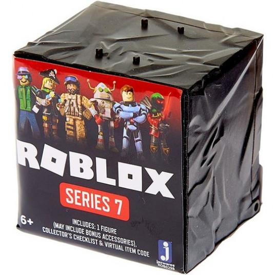 Roblox Минифигурка героя Роблокс, в ассортименте (7 серия)