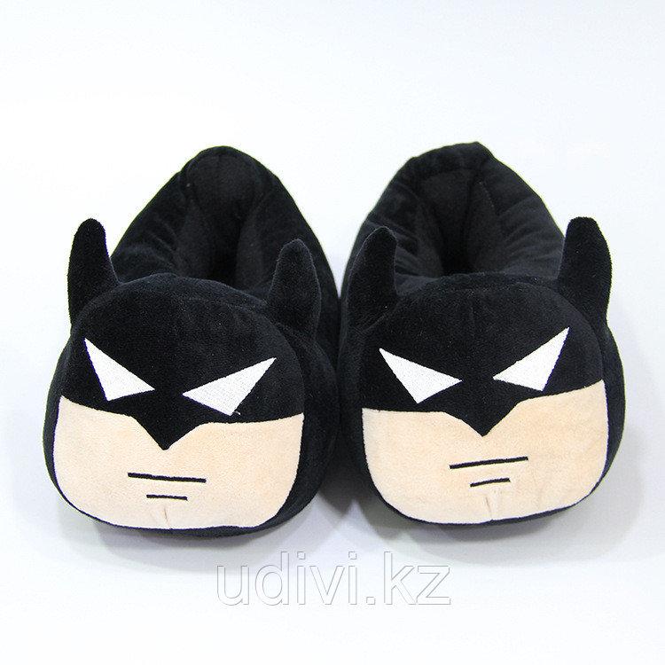 Тапочки Batman плюшевые
