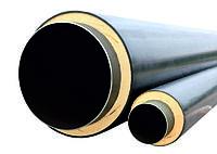 Труба стальная ППУ-ОЦ 133х4,0 мм ГОСТ 30732-2006