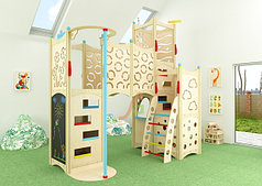 Детские площадки для помещения