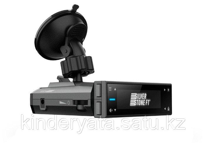 Радар-детектор SilverStone F1 Sochi Pro черный