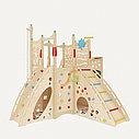 Игровой чердак для дома 10 с качелей, фото 3