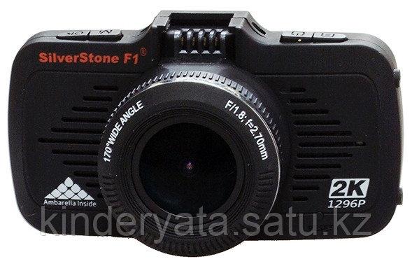 Видеорегистратор SilverStone F1 A70-GPS черный