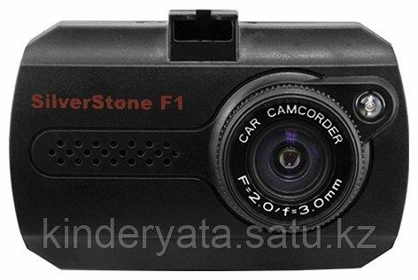 Видеорегистратор SilverStone F1 NTK-45F черный