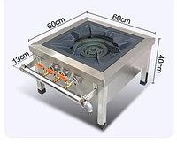 Газовая плита 1-конфорка, 3 регулятора огня, фото 1
