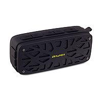 Колонка, Awei Y330, Портативные, Bluetooth V4.2, Порт micro-USB, RMS 5Вт*2, 2500 мАч