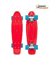 Пенни Борд (Penny Board) для классных трюков и быстрой езды (пластборд)