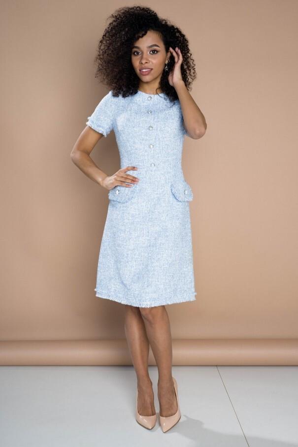 Женское платье - фото 1
