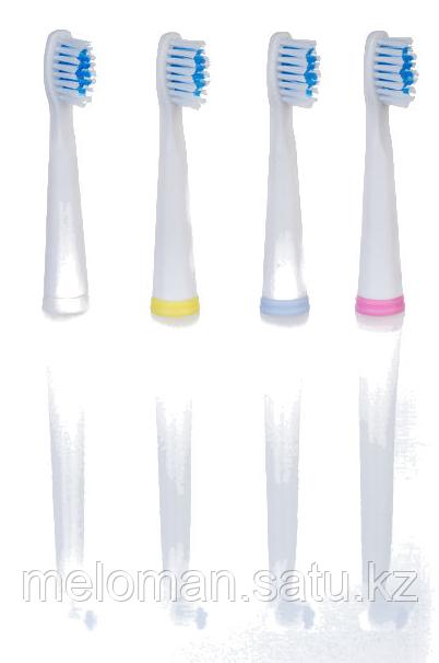 CS Medica: Электрическая звуковая зубная щетка CS Medica CS-233-UV с зарядным устройством, белый-серебристый - фото 5