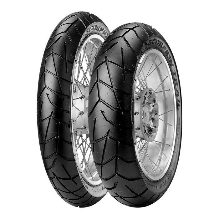 Мотошина Pirelli Scorpion Trail II 150/70 R17 69V TL (G) Rear Эндуро