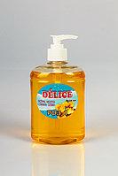 """Жидкое мыло """"DELICE"""" с ароматом Розы 500мл."""