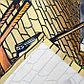 Скатерть «Этель: Италия», 180 × 150 см, хлопок 100 %, саржа, 190 г/м², фото 10