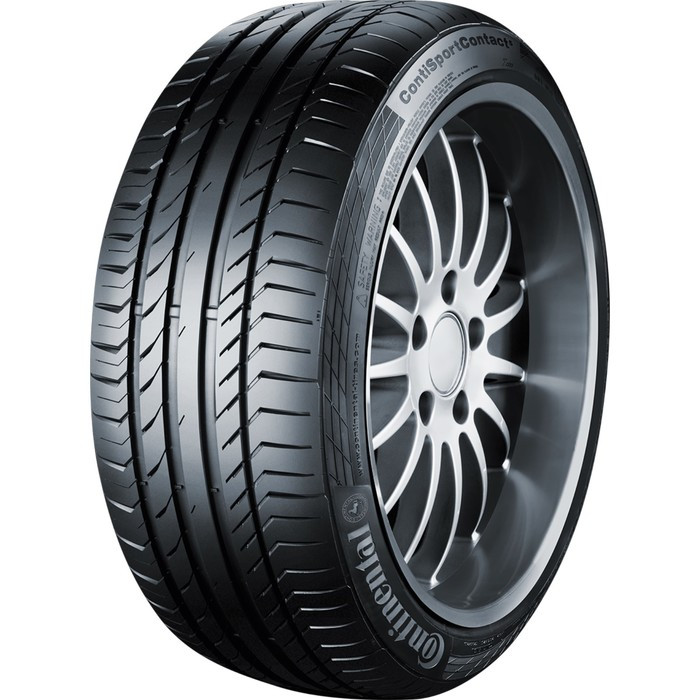Шина летняя Continental ContiSportContact 5 225/50 R18 95W RunFlat (✩)