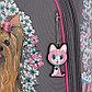 Рюкзак каркасный, Stavia, 36 х 28 х 16 см, эргономичная спинка, Charming friend, фото 6